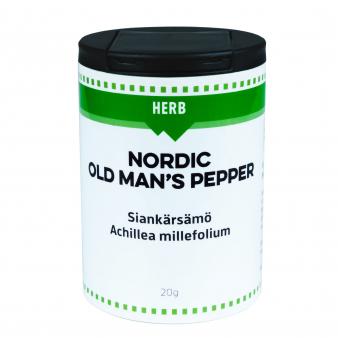 Siankärsämöjauhe_Nordic Gusto