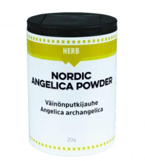 Väinönputkenlehtijauhe 20 g | Nordic Gusto