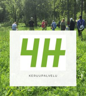 4H-nuoret kerääjät keruupalvelu