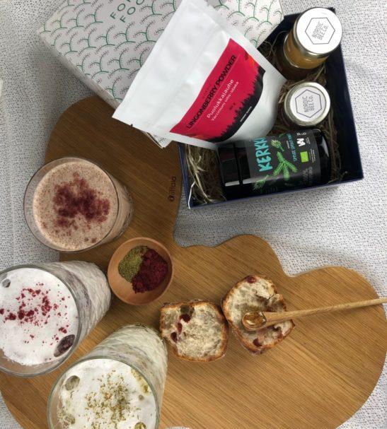 Aamiaishetki-lahjapakkaus | Forest Foody.