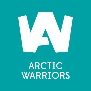 arcticwarriors-aw_logo__4col_blue_rev