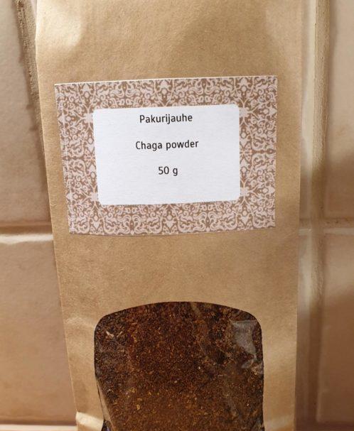 Pakurikääpäjauhe 50 g | ChefBug Oy Ltd/ Aromäen maatila