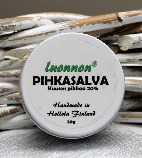 Pihkasalva | Luonnon Cosmetics Hollola