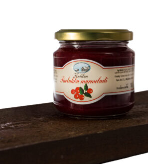 Kotilantila | puolukka marmeladi