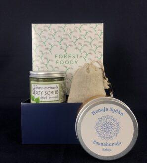 Saunahetki-lahjapakkaus | Forest Foody