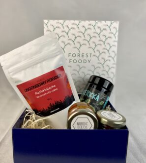 Aamiaishetki-lahjapakkaus | Forest Foody